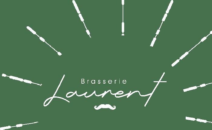 Brasserie Laurent-restaurant Caen-footer logo 2019